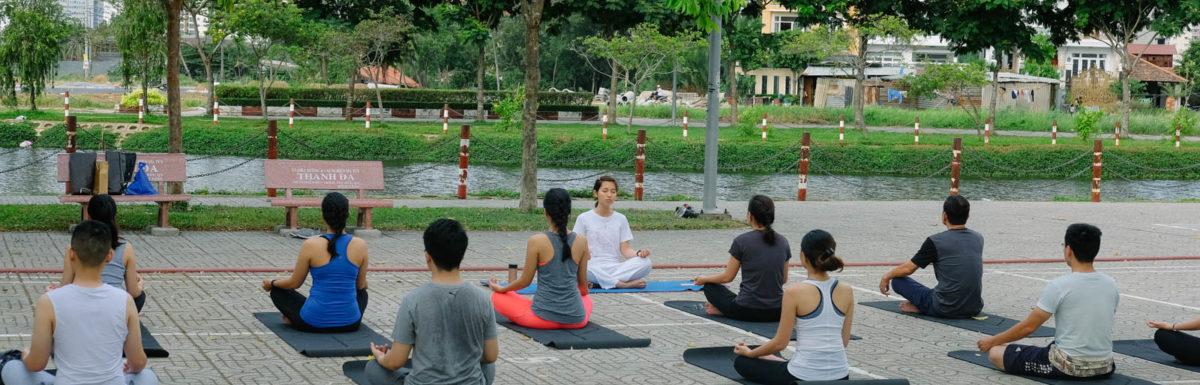 Thiền – Giải pháp giảm căng thẳng mệt mỏi trong thai kỳ